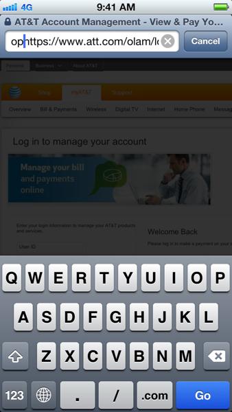 IPhone 4 Inch Screenshot b