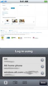 iPhone 4-Inch Screenshot e